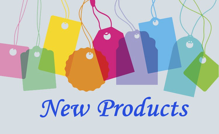 New Products – Show Your Creativity
