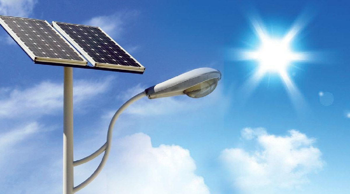 Switch To Solar And Make The World A Better Place With All In One Solar Street Light