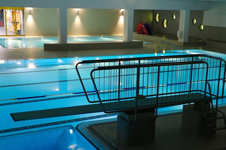 Relationship between Indoor and Outdoor Swimming Pools Maintenance