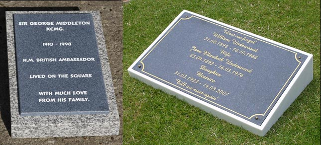 Here's Everything You Need To Learn About Memorial Plaques